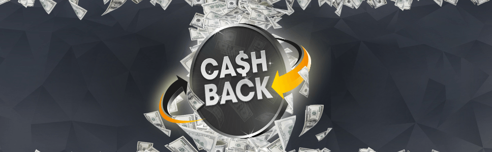 CASH BACK CASINO BONUS